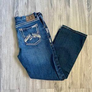 ARIAT jeans- boot slim